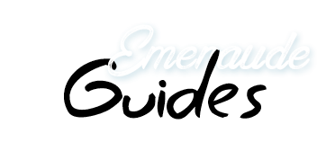 Emeraude Guides